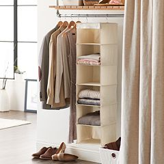 SONOMA Goods for Life™ Hanging Linen Sweater Shelf