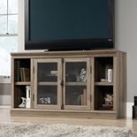 Sauder Barrister Lane French Door Entertainment TV Stand