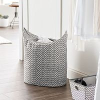 SONOMA Goods for Life™ Chevron Convertible Hamper