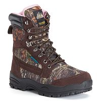 Itasca Long Range Realtree Camouflage Women's Hunting Boots