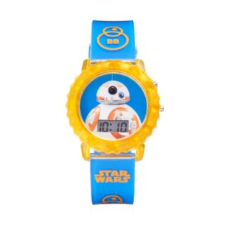 Star Wars: Episode VII The Force Awakens Kids' BB-8 Digital Light-Up Watch