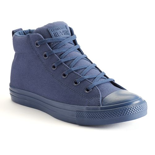11c306ab141 Men s Converse Chuck Taylor All-Star Street Mid-Top Sneakers