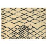 Linon Moroccan Marrakesh Shag Rug