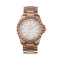 Juicy Couture Women's Charlotte Crystal Stainless Steel Watch - 1901367