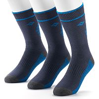 Columbia 3-pack Half-Cushioned Casual Crew Socks - Men