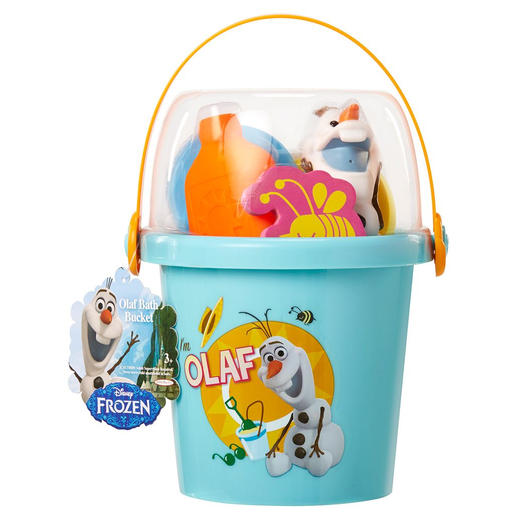 Disney's Frozen Olaf Bath Bucket