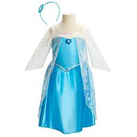 Disney's Frozen Elsa Dress & Headband Set