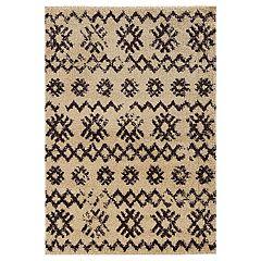 Linon Moroccan Meknes Shag Rug
