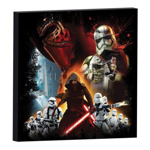 star wars episode vii the force awakens dark side splash