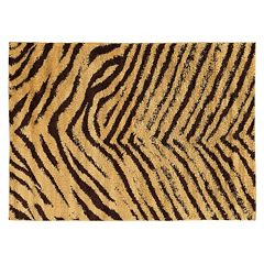 Linon Moroccan Sahara Shag Rug