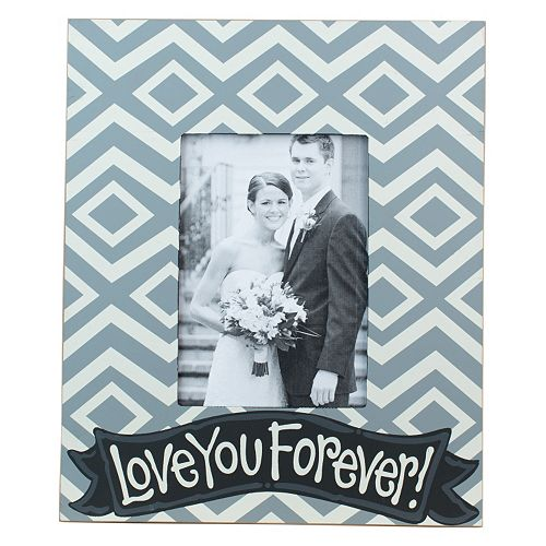 Glory Haus Love You Forever 5 X 7 Frame
