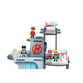 Teamson Kids Hero Center Table Top Play Set