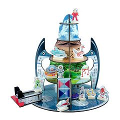 Teamson Kids Planet Explorer Table Top Play Set