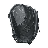 Youth Wilson 12.5 in Right Hand Throw Pitcher/Outfield Fast Pitch Baseball Glove