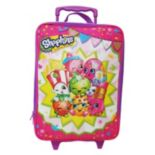Moose Shopkins 16-Inch Kids' Luggage Case