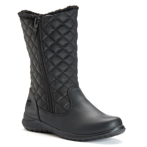 Jade Women's Waterproof Double Zip Boots