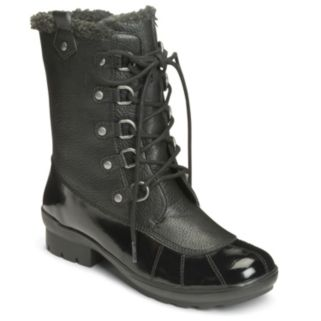 A2 by Aerosoles Barricade Women's Stitch 'N Turn Water Resistant Boots