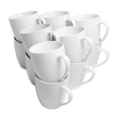 10 Strawberry Street 12-pc. Mug Set