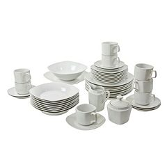 10 Strawberry Street 45-pc. Square Dinnerware Set
