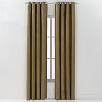 Spencer Spool Weave Curtain