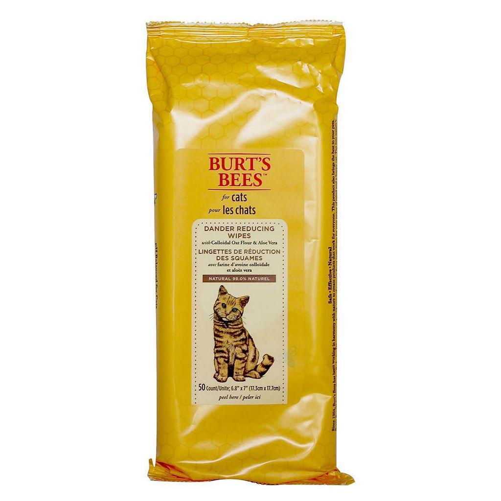 Burt's Bees Dander Reducing Cat Wipes
