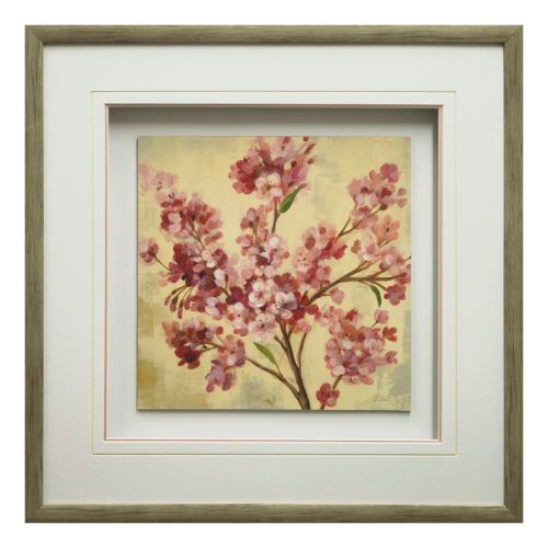 "Star Creations ""Cherry Branch I"" Wall Decor"