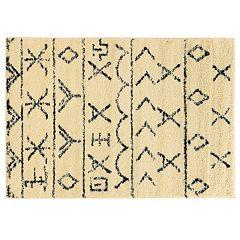 Linon Moroccan Atlas Shag Rug