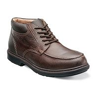 Nunn Bush Wilmont Men's Moc Toe Casual Boots