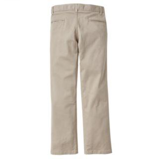 Boys 8-20 & Husky Chaps Twill Pants