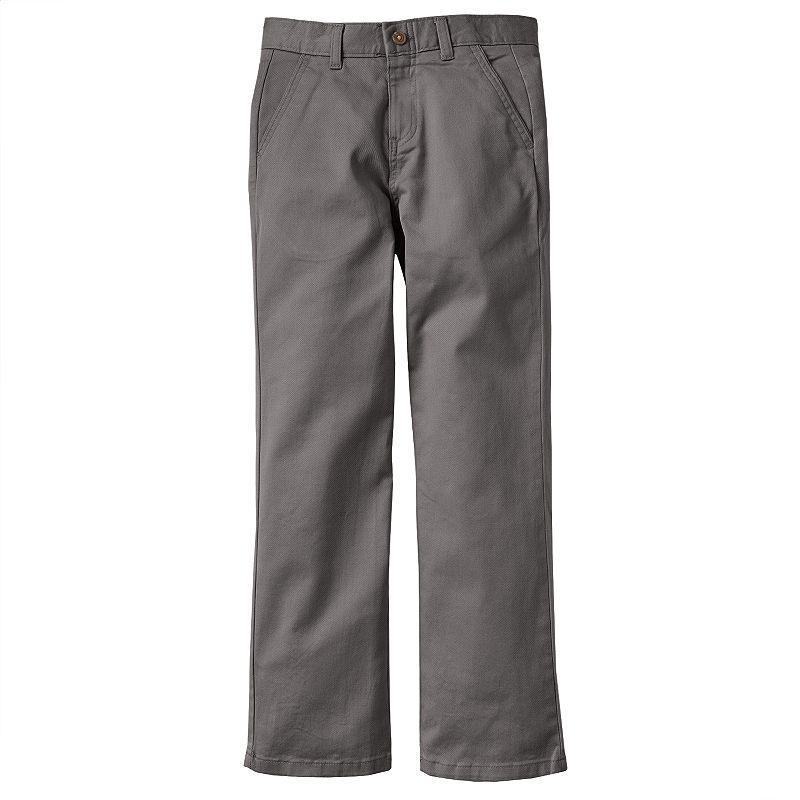 Boys 8-20 Chaps Twill Pants
