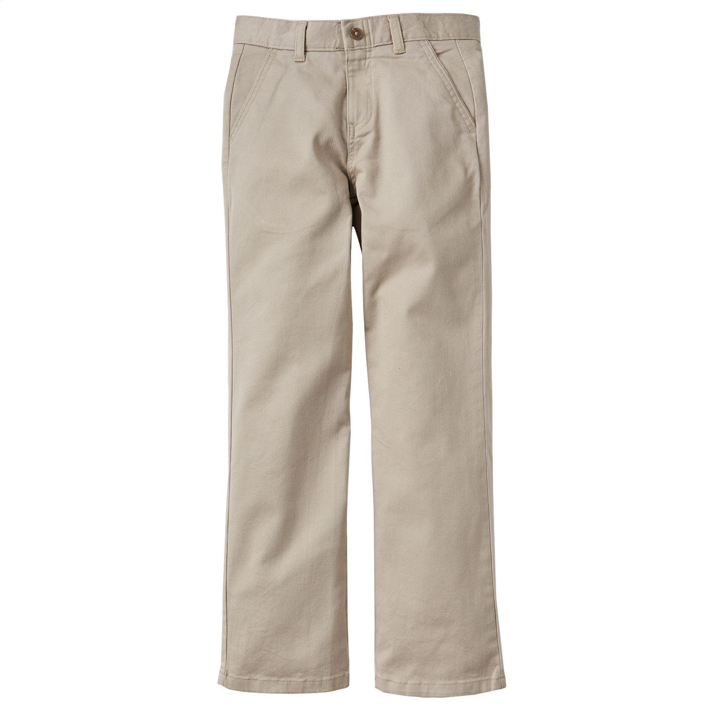 Boys Khaki Dress Pants RREtsdjM