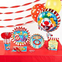Carnival Games Party Supplies for 8