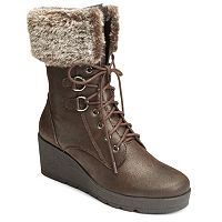 A2 by Aerosoles Color Range Women's Wedge Winter Boots