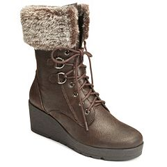 A2 by Aerosoles Color Range Women's Wedge Winter Boots by