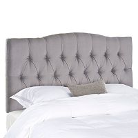 Safavieh Axel Cotton Tufted Headboard