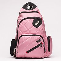 FUL Brick House 13-Inch Laptop Sling Backpack