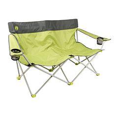 Coleman Quattro Lax Double Quad Camp Chair