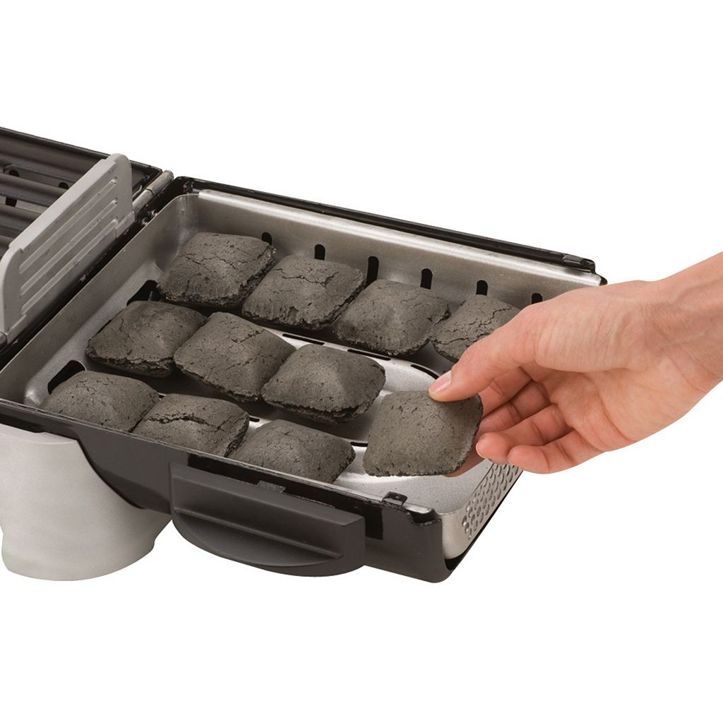 Coleman Fold N Go Portable Charcoal Grill