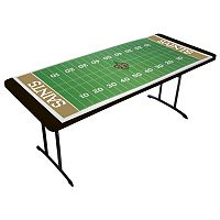 New Orleans Saints TableTopit Field Tablecloth