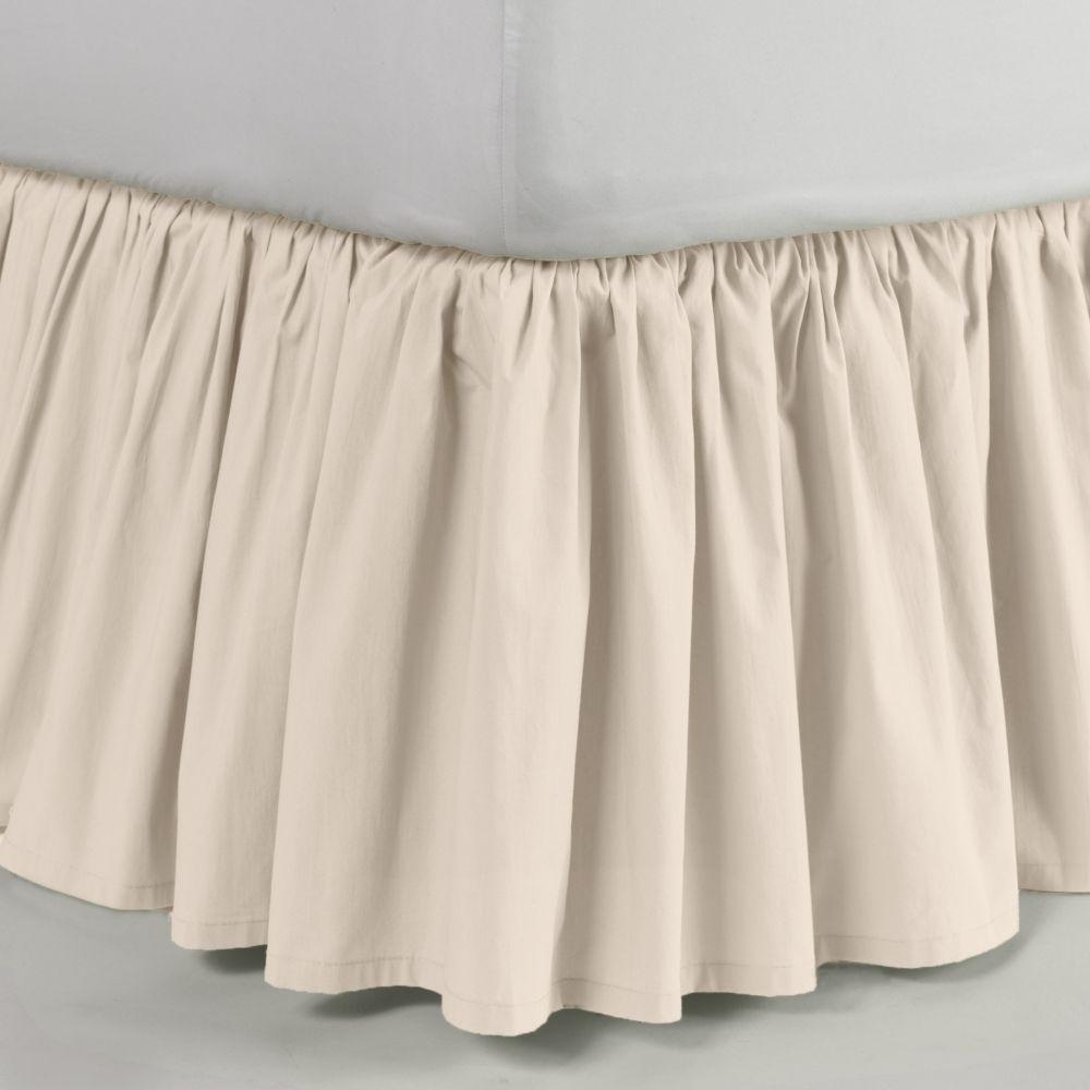 lauren conrad ruffle bed skirt