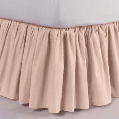 pink bed skirts - bedding, bed & bath | kohl's
