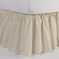 LC Lauren Conrad Ruffle Bed Skirt