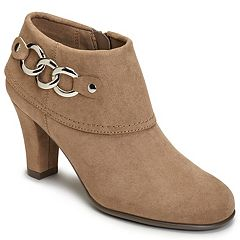A2 by Aerosoles First Role Women's Heeled Dress Ankle Boots