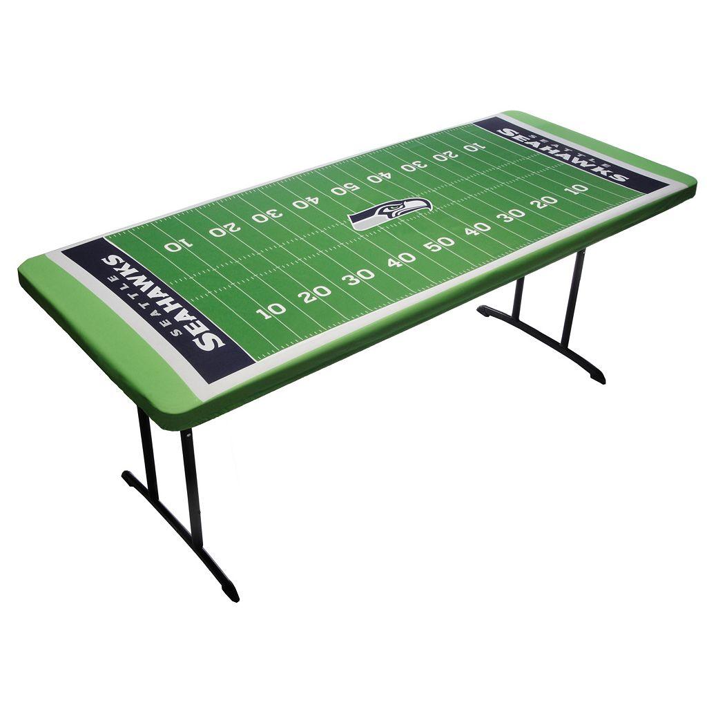 Seattle Seahawks TableTopit Field Tablecloth