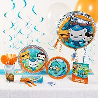 Octonauts Party Supplies for 16