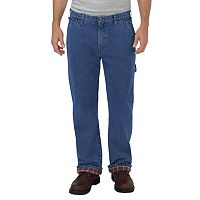 Men's Dickies Flannel-Lined Carpenter Jeans