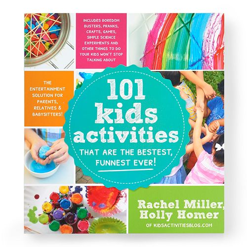 "Kohl's Cares® ""101 Kids Activities"" Book"