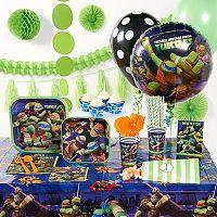 Teenage Mutant Ninja Turtles Party Supplies for 16