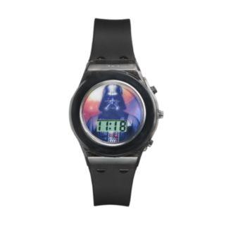 Star Wars Darth Vader Boys' Digital Light-Up Watch