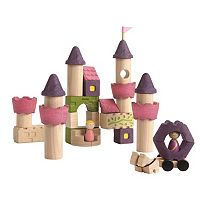 Plan Toys Fairy Tale Block Set